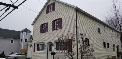 Erie County Multi Family 2-4 A-Active: 186 Central Avenue