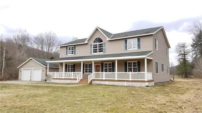 Allegany Single Family Home A-Active: 2902 North Nine Mile Road