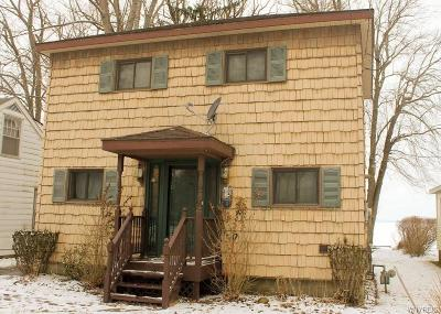 Jamestown NY Single Family Home A-Active: $299,900
