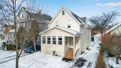 Single Family Home A-Active: 22 Allegany Avenue