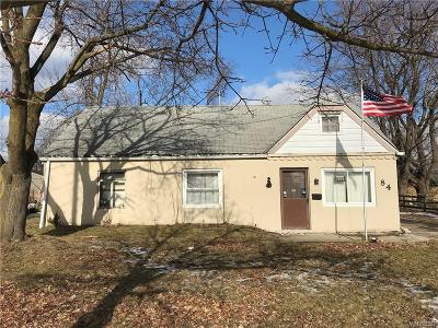 Cheektowaga Single Family Home A-Active: 84 Chardon Drive