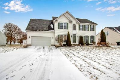 Grand Island Single Family Home A-Active: 79 Old Carriage House Road