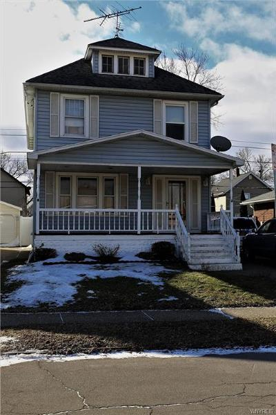Buffalo NY Single Family Home A-Active: $192,900