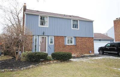 Niagara Falls NY Single Family Home A-Active: $224,900
