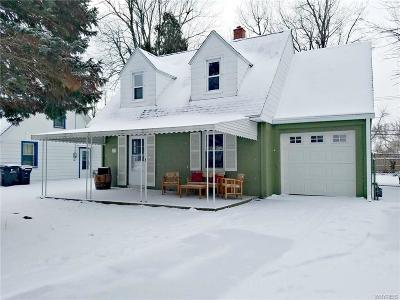 Erie County Single Family Home A-Active: 139 Koenig Road