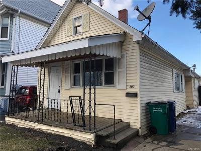Buffalo NY Single Family Home A-Active: $24,900