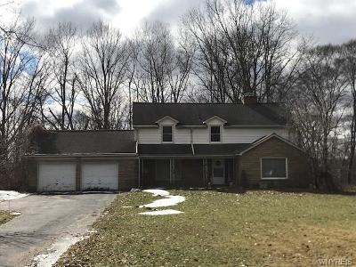 Elma Single Family Home U-Under Contract: 290 Stolle Road