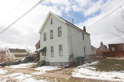 Buffalo NY Multi Family 2-4 A-Active: $199,900