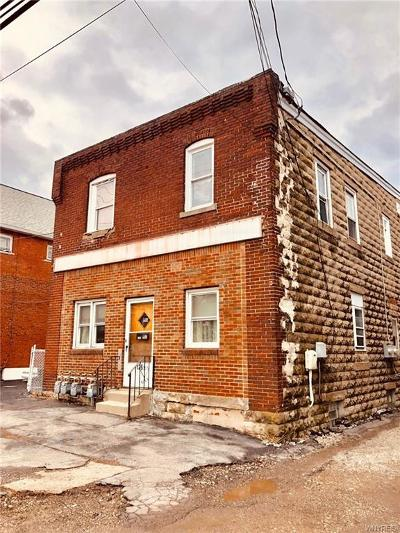 Buffalo NY Multi Family 2-4 A-Active: $89,900