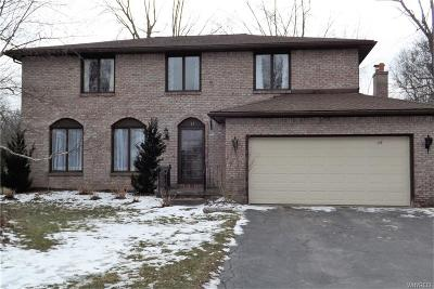 Erie County Single Family Home A-Active: 17 Kinderhook Court