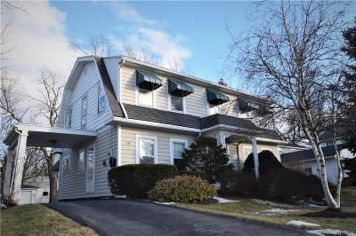 Erie County Single Family Home A-Active: 195 Niagara Falls Boulevard