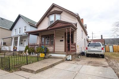 Buffalo NY Single Family Home A-Active: $139,900