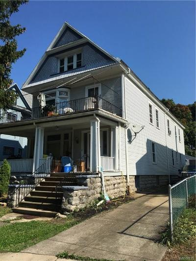 Buffalo NY Multi Family 2-4 A-Active: $259,900