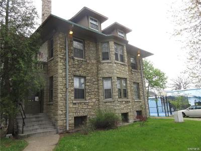 Buffalo NY Multi Family 5+ A-Active: $329,000