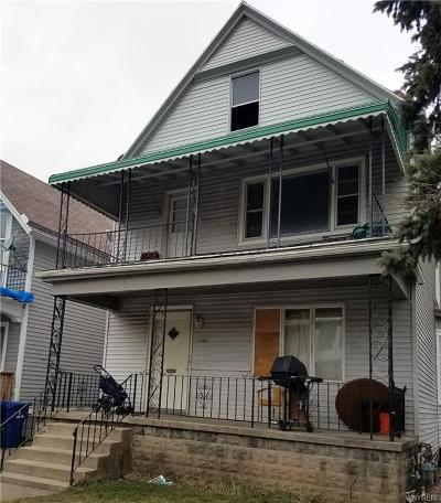 Buffalo Multi Family 2-4 A-Active: 506 Woodlawn Avenue