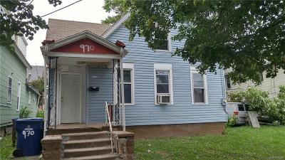 Buffalo NY Single Family Home A-Active: $69,000