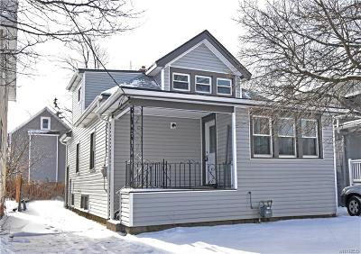 Buffalo Single Family Home A-Active: 87 Sirret Street