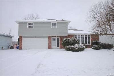 Williamsville Single Family Home A-Active: 279 Clearfield Drive