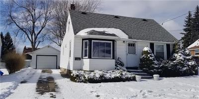 Buffalo Single Family Home A-Active: 174 Bright Street