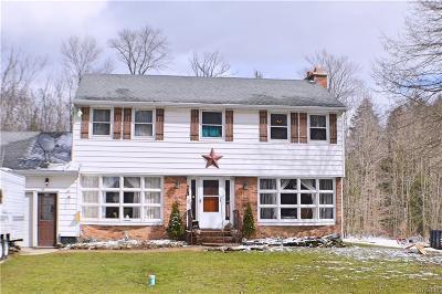 Boston Single Family Home For Sale: 9543 Enser Road