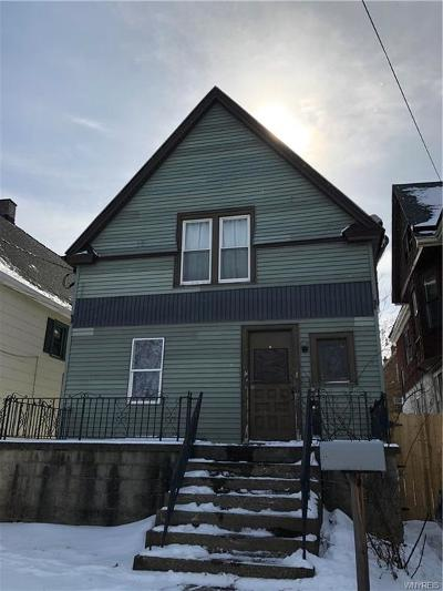 Buffalo Multi Family 2-4 A-Active: 19 Sheffield Avenue