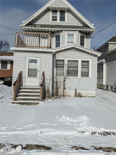 Buffalo Multi Family 2-4 A-Active: 2138 Clinton Street