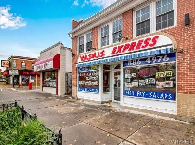 Buffalo NY Commercial A-Active: $249,000
