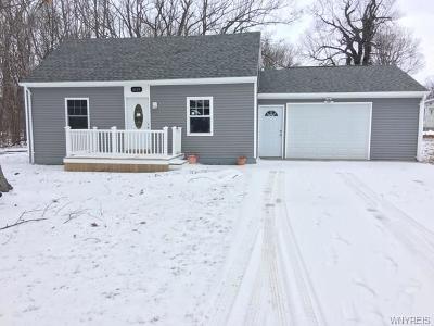Erie County Single Family Home A-Active: 6610 Lake Shore Road