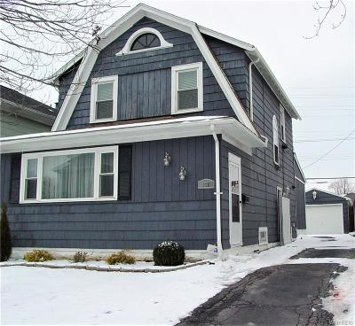 Buffalo Single Family Home A-Active: 160 Taunton Place