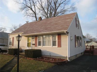 Lewiston NY Single Family Home A-Active: $155,000