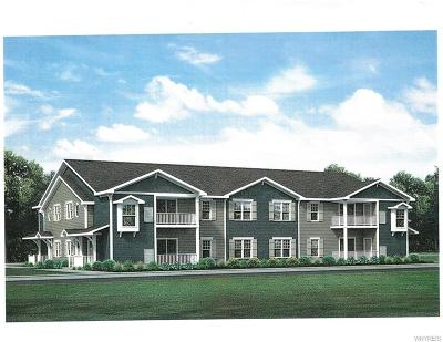 Erie County Condo/Townhouse A-Active: 299 Northill Drive #A