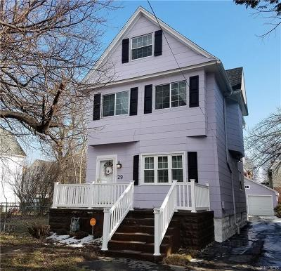 Buffalo Single Family Home A-Active: 29 Armin Place