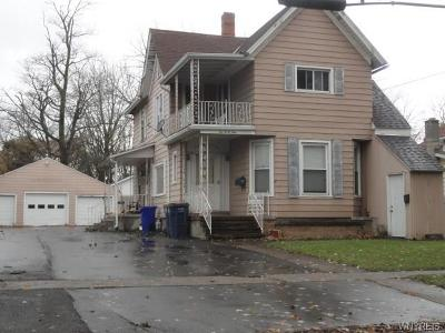 Multi Family 2-4 A-Active: 249 North Transit Street