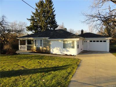 Lewiston Single Family Home U-Under Contract: 5153 Military Road