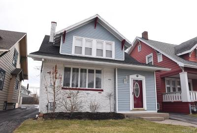 Buffalo Single Family Home A-Active: 169 Commonwealth Avenue