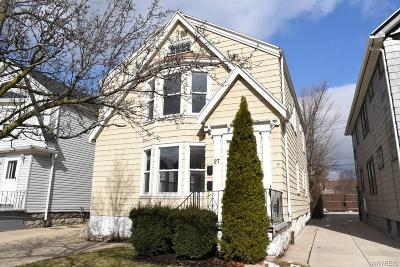 Buffalo Multi Family 2-4 A-Active: 27 Avery Avenue