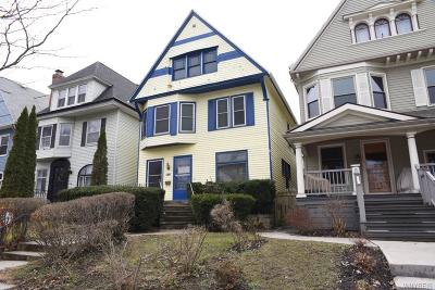 Buffalo Single Family Home A-Active: 138 Highland Avenue