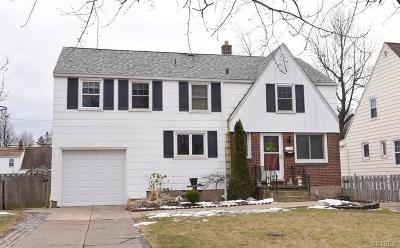 Buffalo Single Family Home A-Active: 1735 Colvin Boulevard