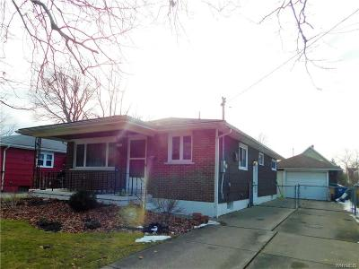 Niagara Falls Single Family Home U-Under Contract: 446 73rd Street