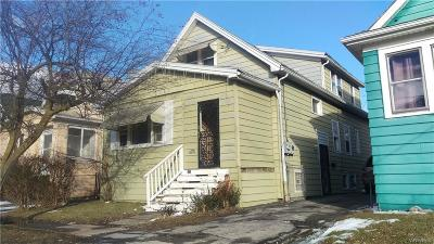 Buffalo Single Family Home A-Active: 139 Newburgh Avenue