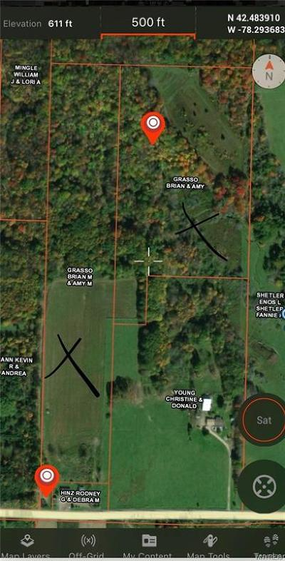 Residential Lots & Land A-Active: 9770 County Road 3