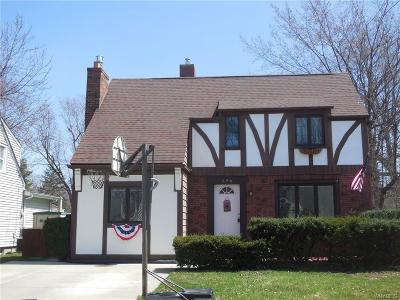 Amherst Single Family Home A-Active: 296 Bernhardt Drive