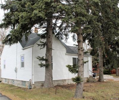 Cheektowaga Single Family Home A-Active: 570 Cayuga Creek Road