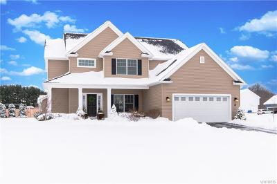 Orchard Park Single Family Home P-Pending Sale: 27 Riley Meadows