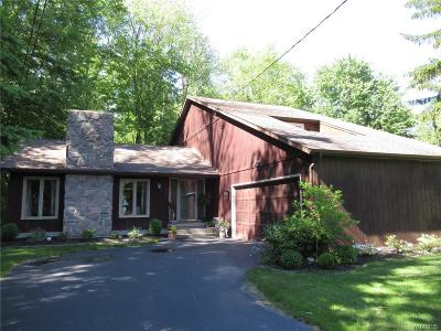 Grand Island Single Family Home A-Active: 1585 Huth Road