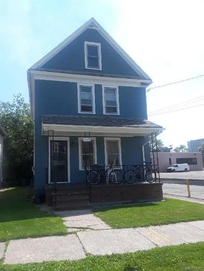 Niagara Falls Single Family Home A-Active: 1153 Ashland Avenue