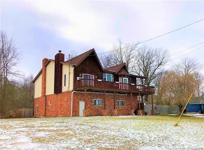 Grand Island Single Family Home A-Active: 4144 East River Road