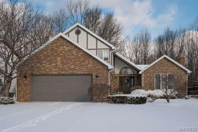 Niagara County Single Family Home P-Pending Sale: 8338 Ziblut Court