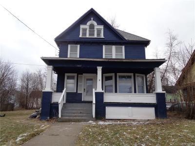Single Family Home A-Active: 1807 Niagara Avenue