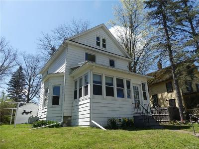 Perry Single Family Home For Sale: 26 Bradford Street